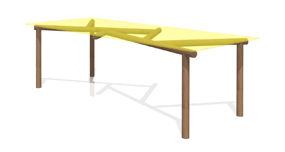 Table Woody