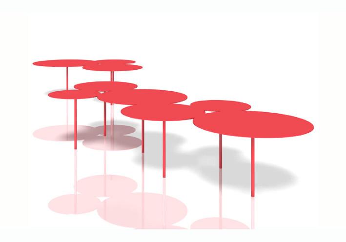 Tables basses O3, O6