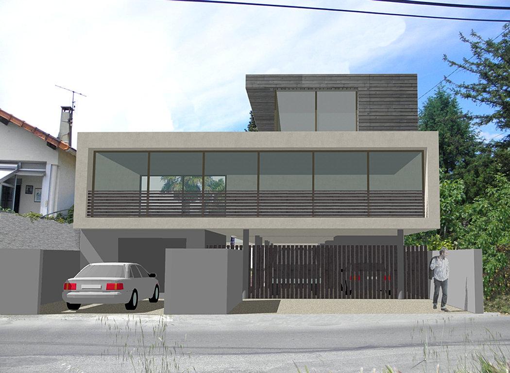 philippe gonnet architecte avignon. Black Bedroom Furniture Sets. Home Design Ideas