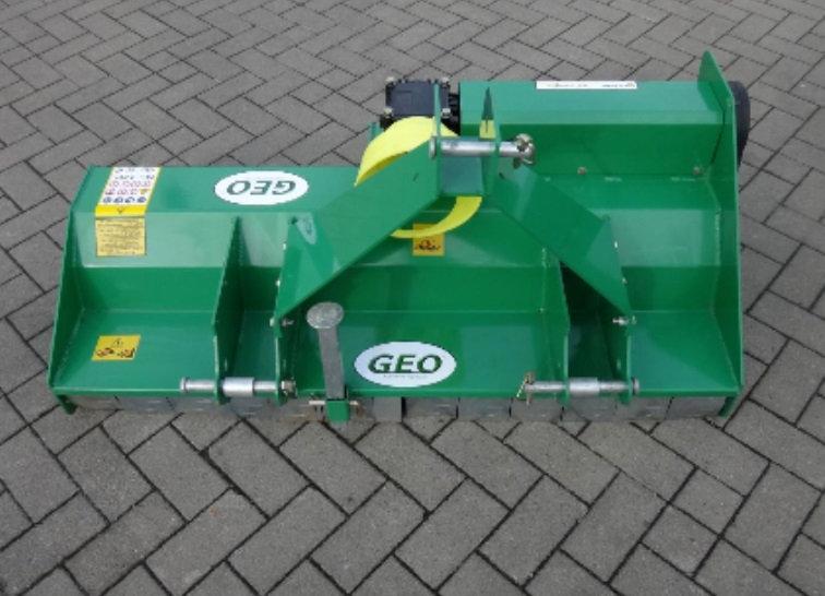 Mulcher Mähwerk Schlegelmulcher Geo SM125 für Kleintraktoren ab 12 PS