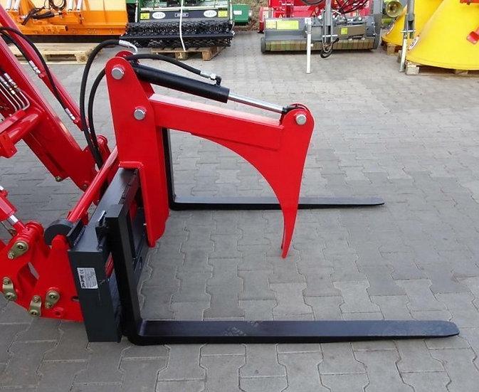 Obergreifer Niederhalter Greifer hydr. 125cm