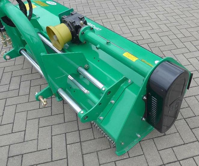 Mulcher Geo DP220 220cm Arbeitsbreite hydraulische Seitenverstellung