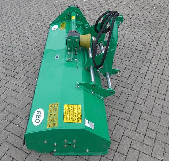 Schlegelmulcher GEO DPS 220 cm mit 2 Gegenschneiden