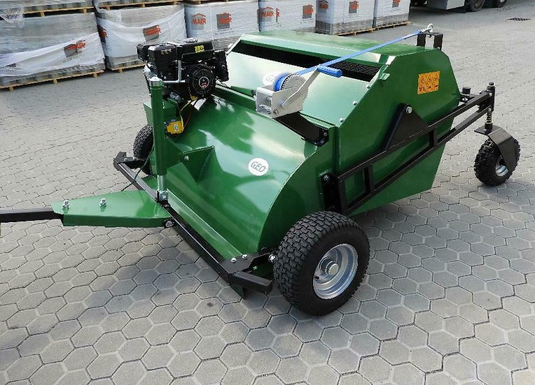 Kehrmaschine ATV/ Quad Traktor Gabelstapler