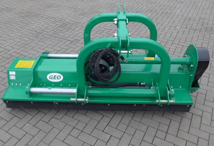 Mulcher Front &Heck GEO AG 240 hydr. Seitenverstellung