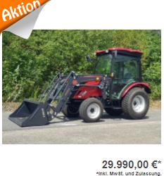 Allradtraktor TYM T395 ST