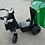 Thumbnail: Dumper Geo MD500 - Eco  500kg Nutzlast  Elektro Antrieb  750W
