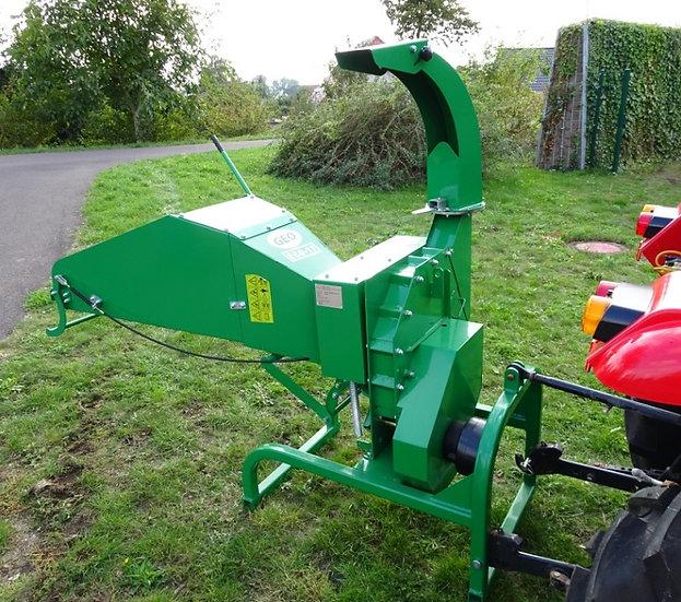 Holzhäcksler Geo Eco17 für Holz bis 15 cm