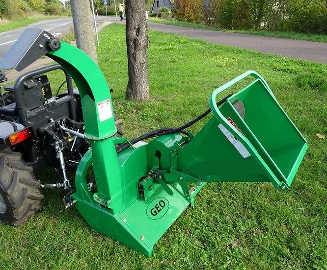 Holzhäcksler Geo Eco16H für Holz bis 15 cm