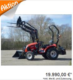 Allradtraktor TYM T273 HST