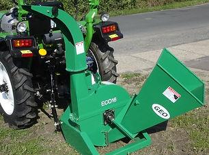 Holzhäcksler_Geo_Eco16_Landmaschinen_Tön