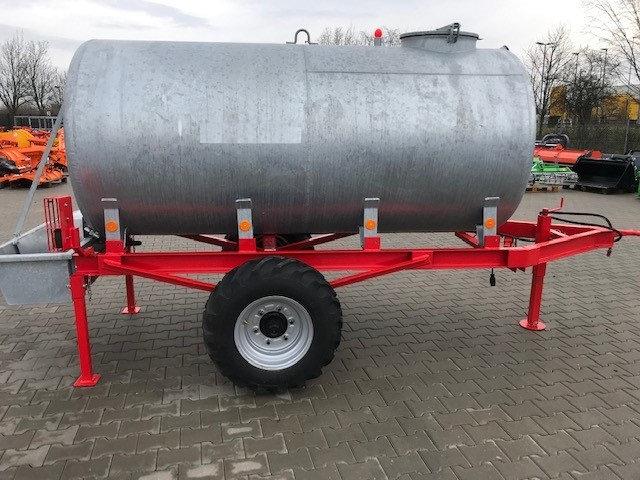 Wasserwagen 5000 Liter Wasserfass Wassertank Weidefass