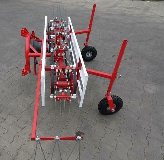 Bandheuwender 210-250cm, Heuwender, Schwader,