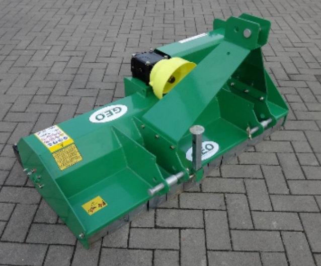 Mulcher Mähwerk Schlegelmulcher Geo SM 105 für Kleintraktoren ab 12 PS