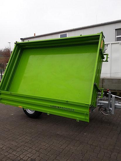 TPS PV 4000 Anhänger Dreiseitenkipper Druckluftbremse