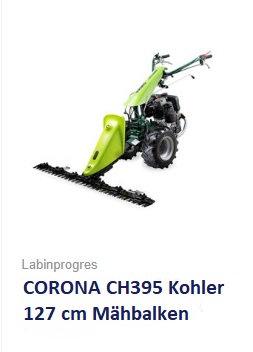 Balkenmäher Wiesenmäher TPS CORONA CH395 127 cm