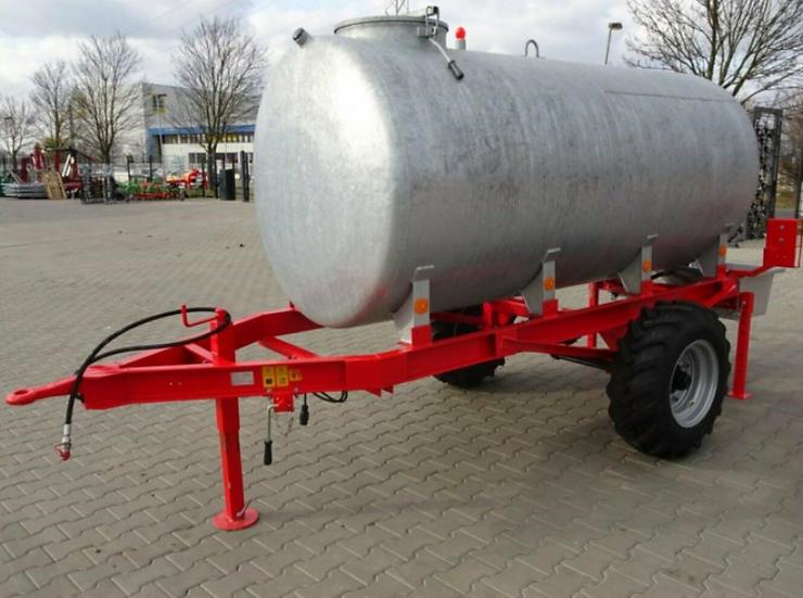 Wasserwagen 1250 Liter Wasserfass Wassertank Weidefass