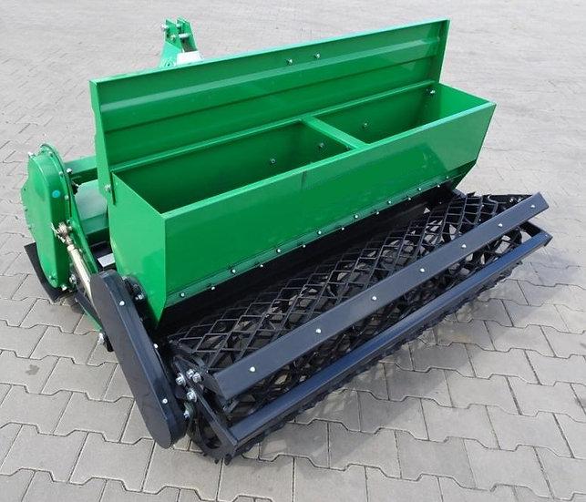 Bodenumkehrfräse mit Saatkasten Seeder Geo SB125