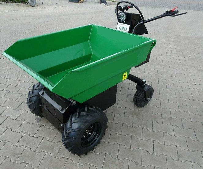 Dumper Geo MD500 - Eco  500kg Nutzlast  Elektro Antrieb  750W