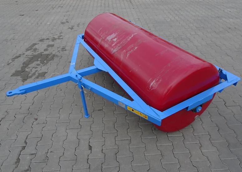 Wiesenwalze 250 cm Rasenwalze Ackerwalze Walze
