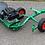Thumbnail: Mähwerk 60 cm ATV Quad 7 PS Benzinmotor Zugdeichsel