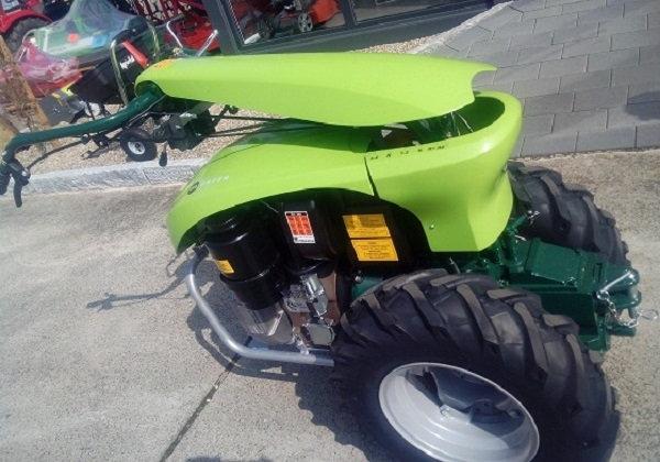 TPS Special Green 10 PS Einachser mit Elektrostarter