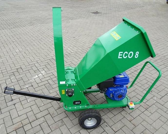 Holzhäcksler Geo Eco8 15 PS Benzin-Motor