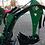 Thumbnail: Minibagger Microbagger 1,5t Losbrechtkraft 360° 14 PS Kohler