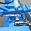 Thumbnail: Kehrmaschine KMS150 150cm Kehrbürste Bürste hydr.