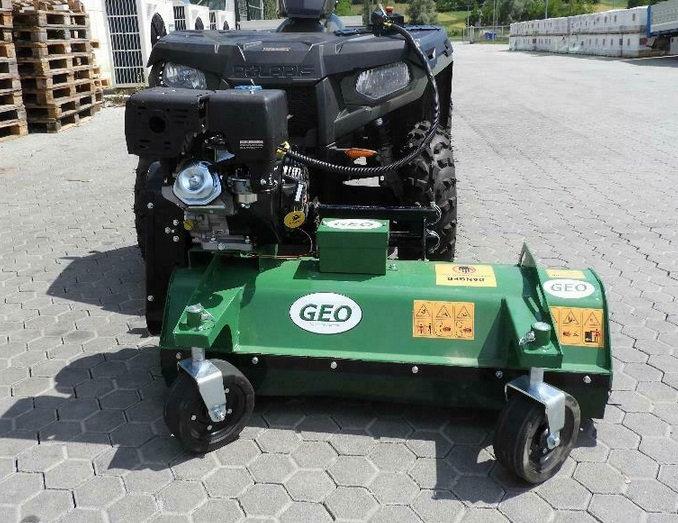 Geo ATV F100 Mulcher Frontmulcher Quad UTV 100cm
