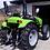 Thumbnail: TPS Tuber 50 48 PS Allradtraktor Überrollbügel Rundumleuchte