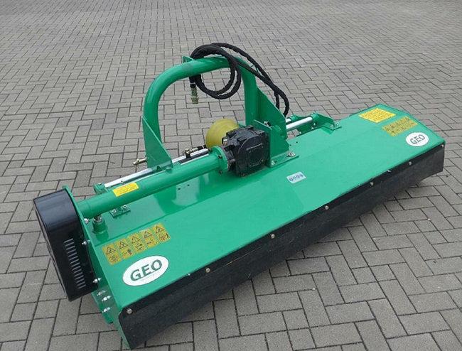 Mulcher Geo DP175 175cm Arbeitsbreite hydraulische Seitenverstellung