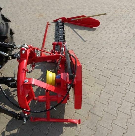 Doppelmesser Mähbalken 225 cm Baklenmäher Mäher Mähwerk