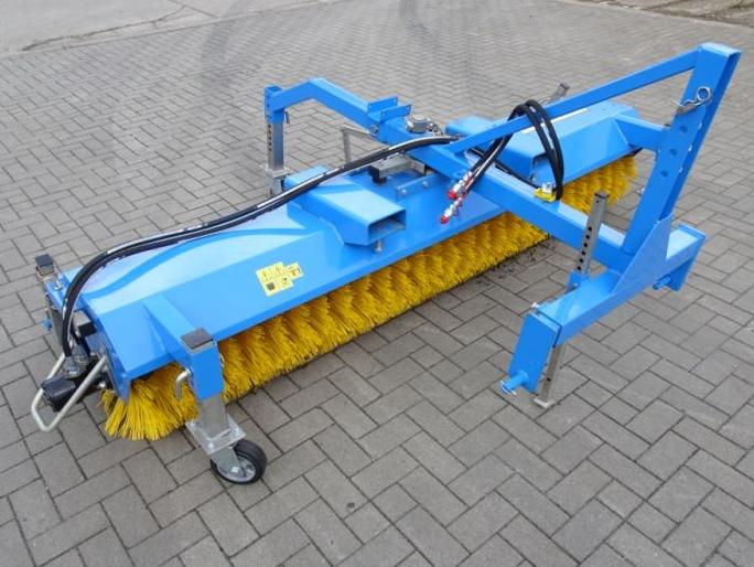 Kehrmaschine KMS230 230cm Kehrbürste Bürste hydr.