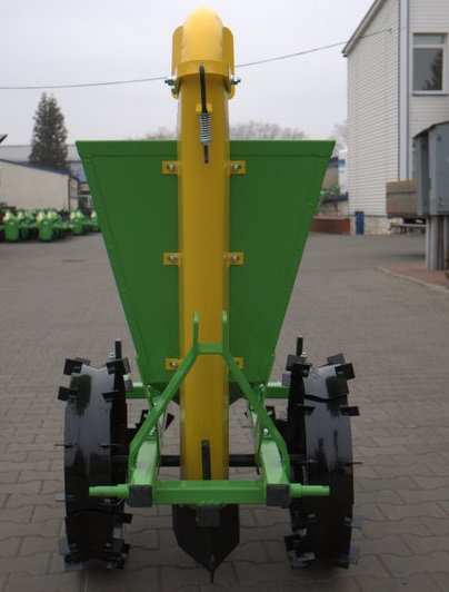 Kartoffellegemaschine  Pflanzmaschine 1-reihig