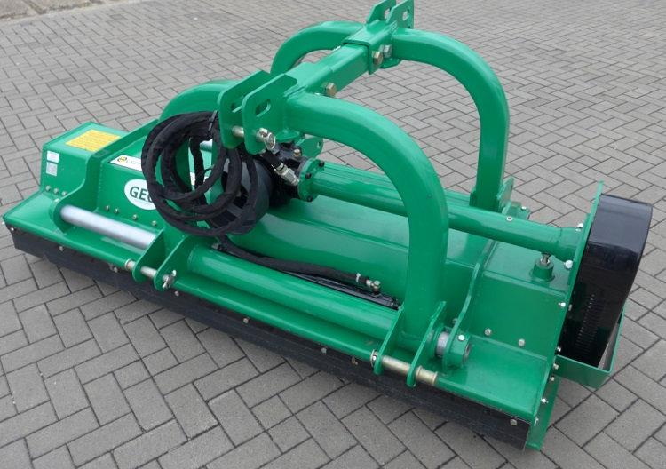Mulcher Front &Heck GEO AG 160 hydr. Seitenverstellung