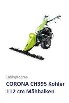 Balkenmäher Wiesenmäher TPS CORONA CH395 112 cm