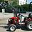 Thumbnail: Allradtraktor TYM T 255 HST Stoll- Frontlader & Mulcher