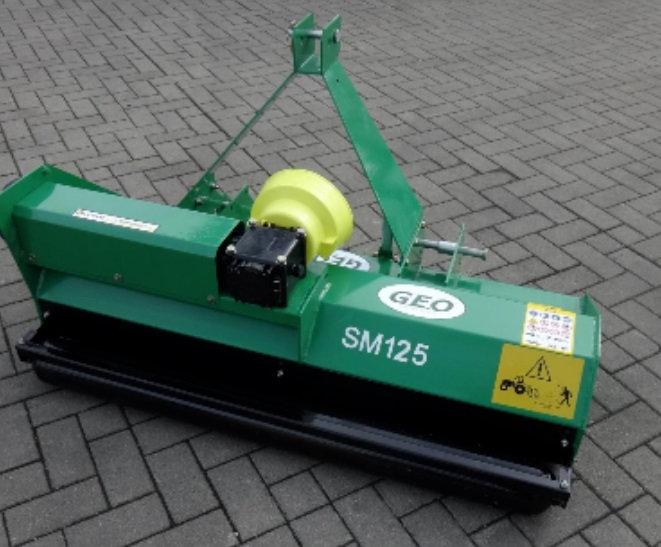 Mulcher Mähwerk Schlegelmulcher Geo SM 115 für Kleintraktoren ab 12 PS