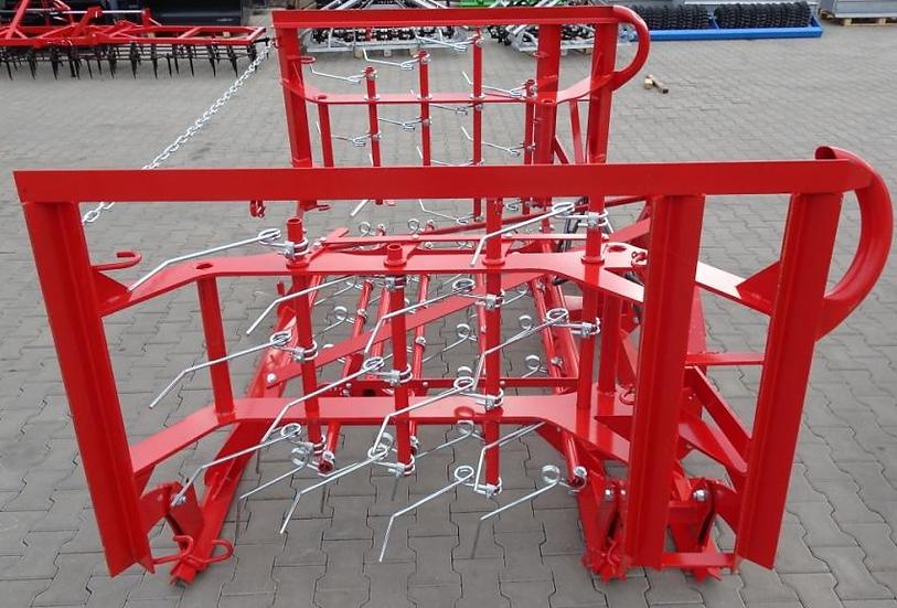 Wiesenstriegel Striegel Schleppe WSK6 6m hydr. NEU
