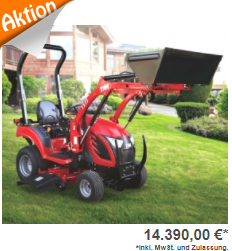 Allradtraktor TYM T195