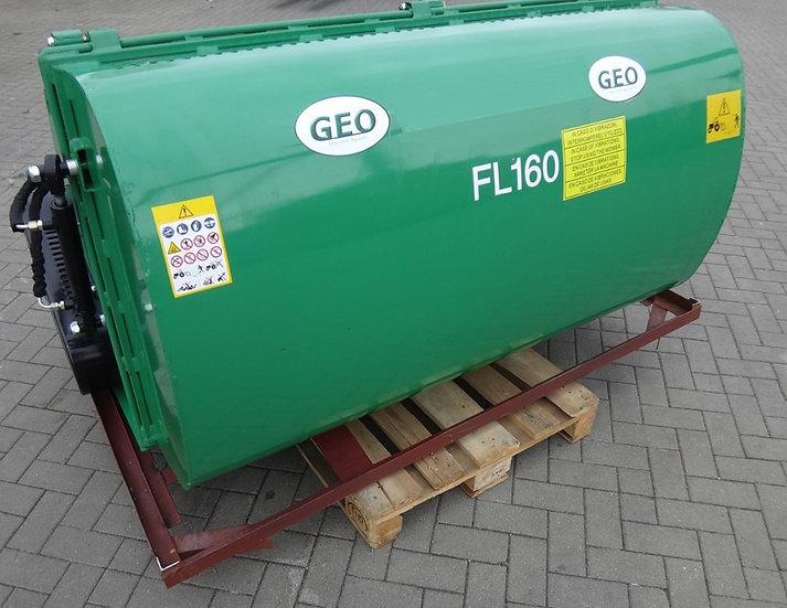 Mulcher Geo FL160  inklusive Sammelbehälter