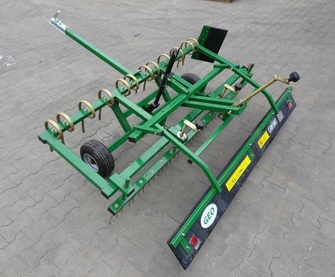ATV / Quad HM200 Reitplatzplaner Bahnplaner Planer 200cm