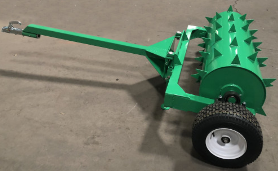 Rasenlüfterwalze Wiesenwalze 120 cm ATV / Quad Traktor