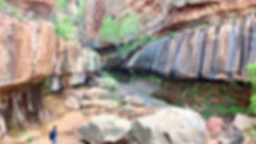 Slot Canyon Tours near Zion