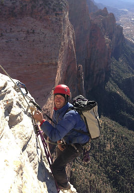 Rock Climbing Trips in Zion