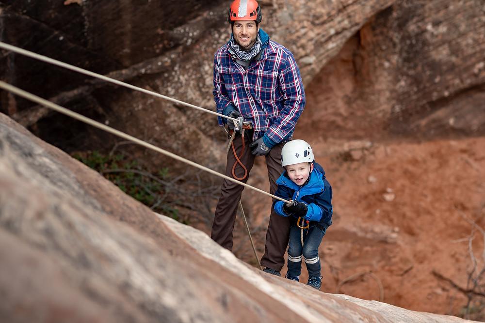 Kids Canyoneering Trips