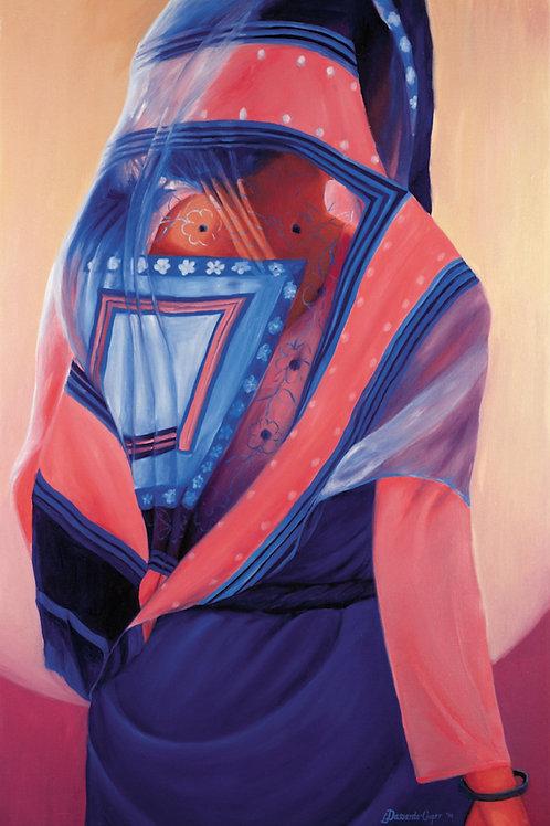 Veiled Presence #3
