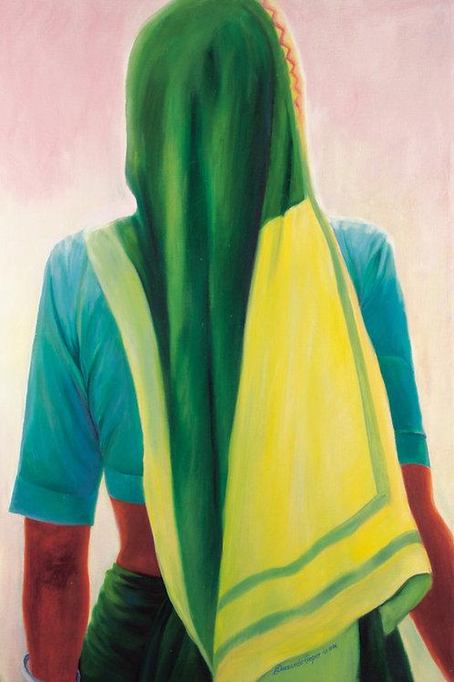 Veiled Presence #1