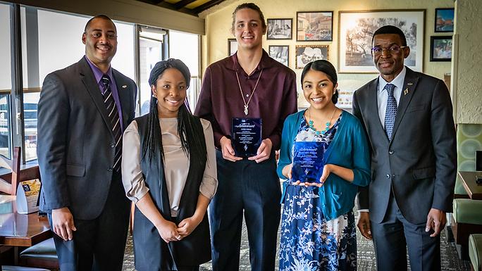 OCCC Scholarhip winners 2018